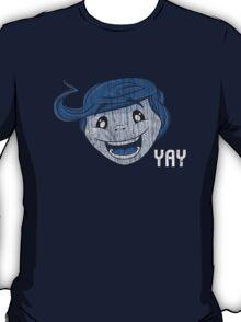 yay vintage style T-Shirt