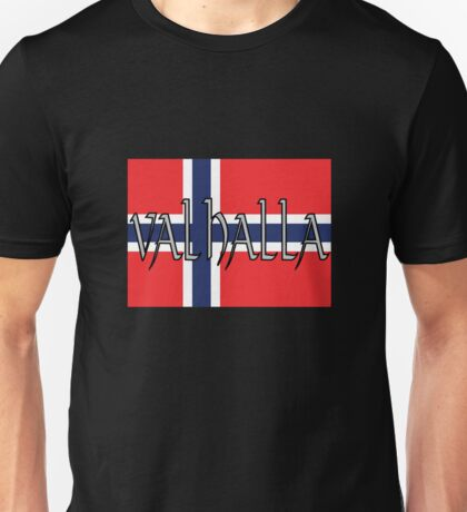Valhalla (Norway) Unisex T-Shirt