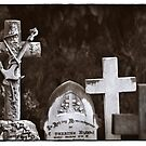 Ankors Away - Graveyard Adornments #72 by Malcolm Heberle