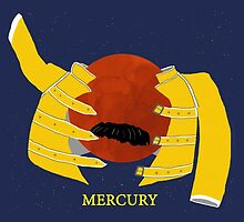 Mercury by choreolanus