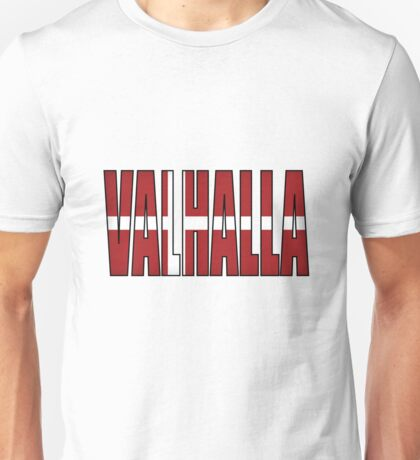 Valhalla Denmark Unisex T-Shirt