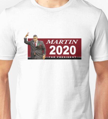 Frank Martin for President 2020 Unisex T-Shirt