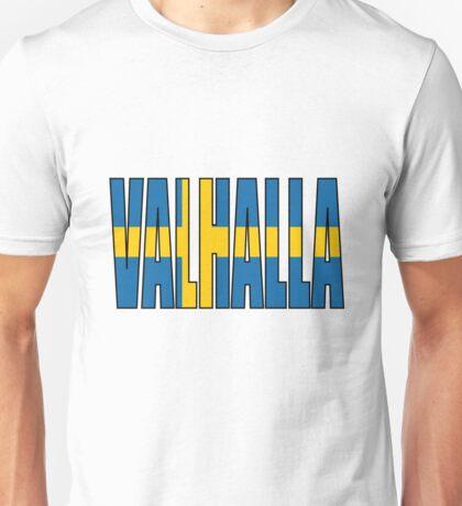 Valhalla Sweden Unisex T-Shirt