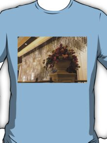 Of Flower Arrangements and Sparkling Crystals T-Shirt
