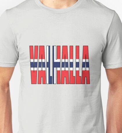 Valhalla Norway Unisex T-Shirt