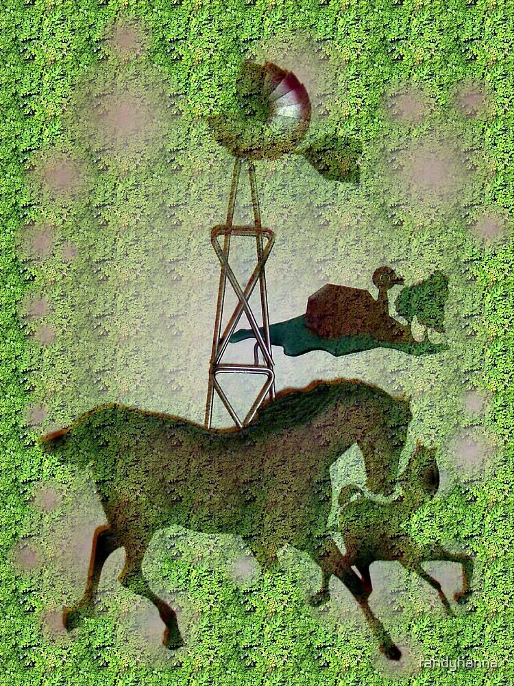 Horse by randyhanna
