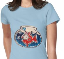 Fishbowl Womens Fitted T-Shirt