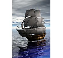 Ship Photographic Print