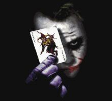 The Joker by stevefawks