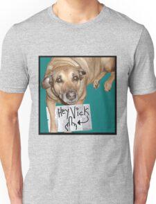 My Puppy HATES Vick! Unisex T-Shirt
