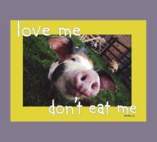 Don't Eat Me Kids Tee