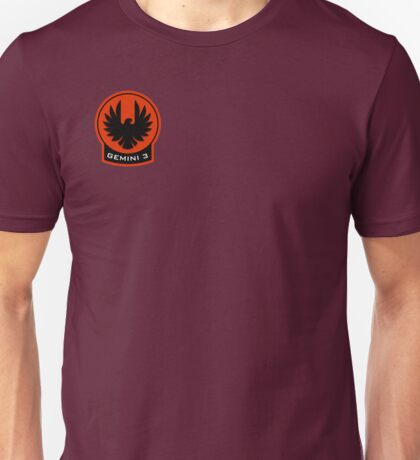Gemini 3 patch Unisex T-Shirt
