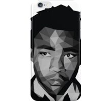Childish Gambino Vector iPhone Case/Skin