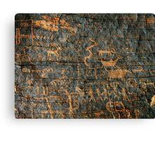 """""""Ancient Art"""" Canvas Print"""