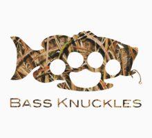 Bass Knuckles Camo T-Shirt