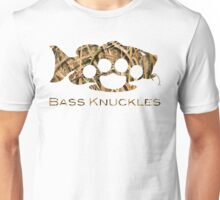Bass Knuckles Camo Unisex T-Shirt
