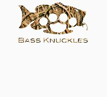 Bass Knuckles Camo Unisex T-Shirt
