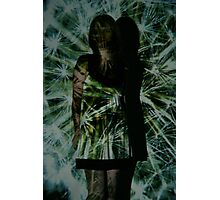 Projection: Explosive Photographic Print