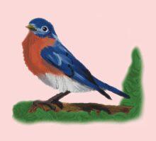 Bluebird One Piece - Long Sleeve