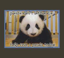 Panda by Samitha Hess