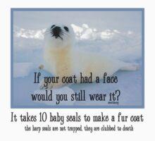 Seal Coat by Samitha Hess Edwards