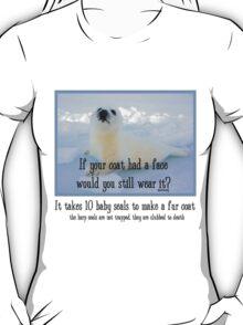 Seal Coat T-Shirt