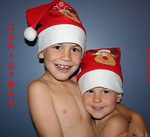 My Two Boys Xmas by Adrian Bognar