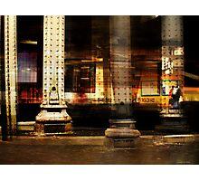 SUBWAY DREAN Photographic Print