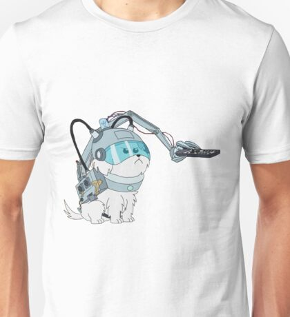 Rick and Morty Snuffles Unisex T-Shirt