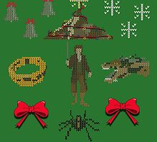 Hobbity Christmas! by LeslieHarris