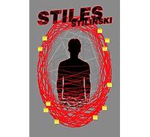 Stiles Stilinski Photographic Print