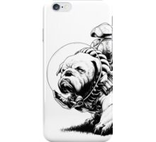 Jetpack Dog | Bulldog iPhone Case/Skin