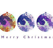 Merry Christmas by Andrew Bridge