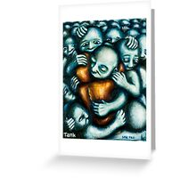 Sea tea Greeting Card