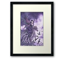 Dragon Sentinel  Framed Print