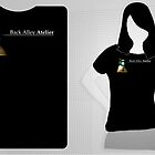 Back Alley Atelier Tshirt by Back Alley  Atelier