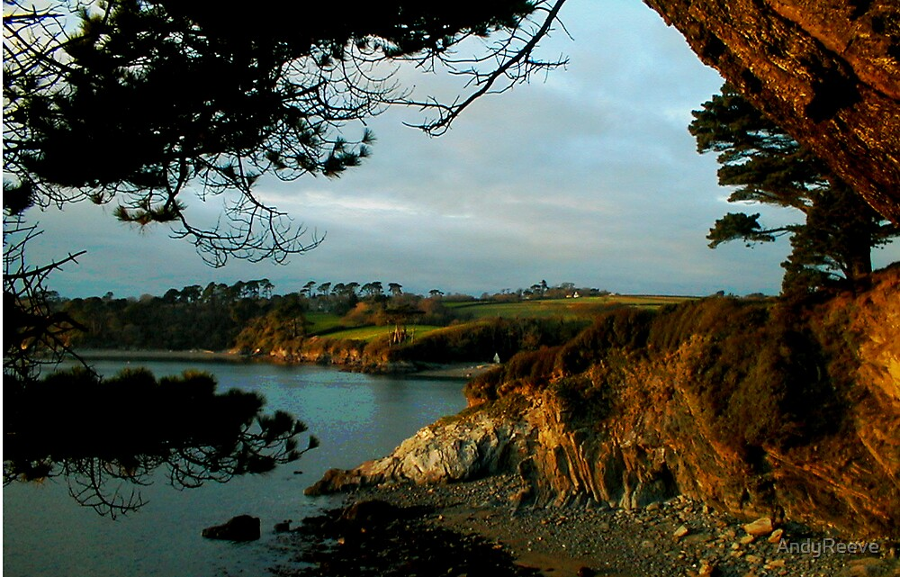 Helford River - Durgan4 by AndyReeve