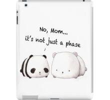 Emo Panda iPad Case/Skin