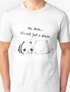 Emo Panda T-Shirt