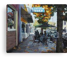 Local Color Canvas Print