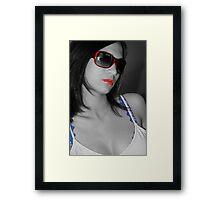 Super star Framed Print