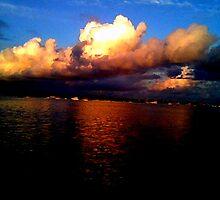 Kinda Cloudy... by Ferguson