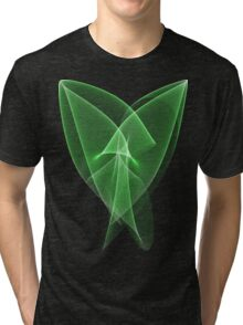 GREEN WRAP Tri-blend T-Shirt