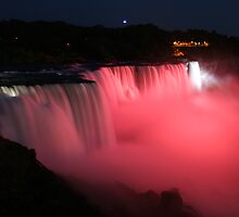 RED FALLS by BILL JOSEPH