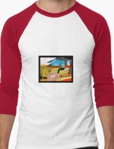 Romans Men's Baseball ¾ T-Shirt
