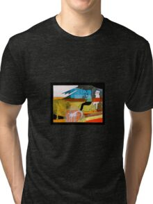 Romans Tri-blend T-Shirt