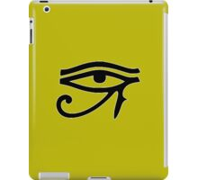 Eye of Horus iPad Case/Skin