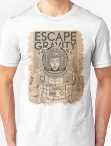ESCAPE GRAVITY Unisex T-Shirt
