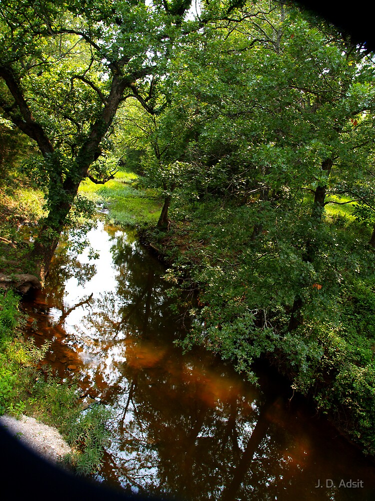 Ranch Creek by J. D. Adsit
