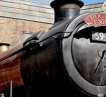 The Hogwarts Express by INTERACTION